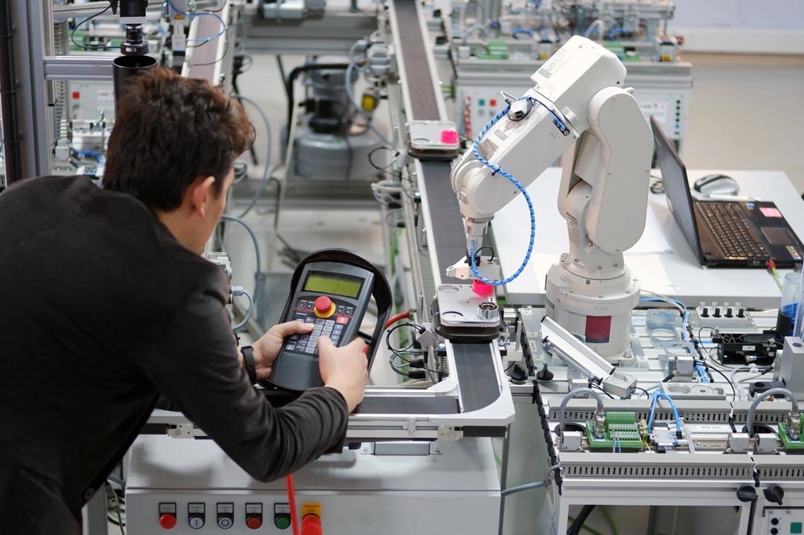 Automatisierungstechnik / Mechatronik