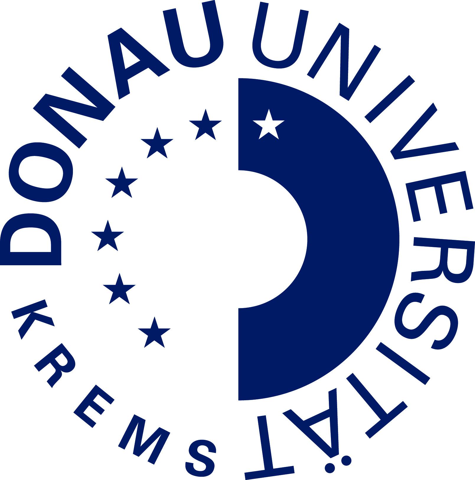 Logo Donau Uni Krems