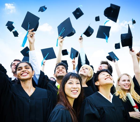 Studierende haben das internationale Sprachzertifikat erhalten