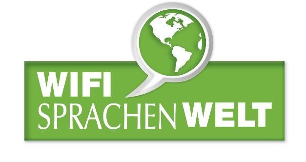 Logo der WIFI SprachenWelt