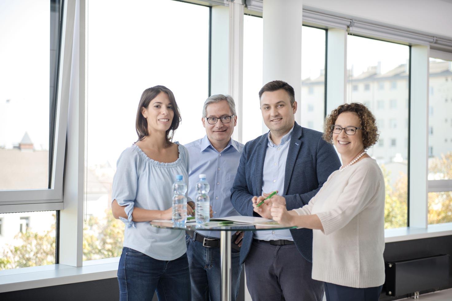 Das SprachenWelt-Team am WIFI – Ihre Ansprechpartner, wenn es um Sprachkurse geht