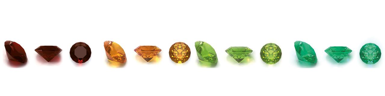 Gemmologie: Edelstein -& Diamantkunde im WIFI erlernen