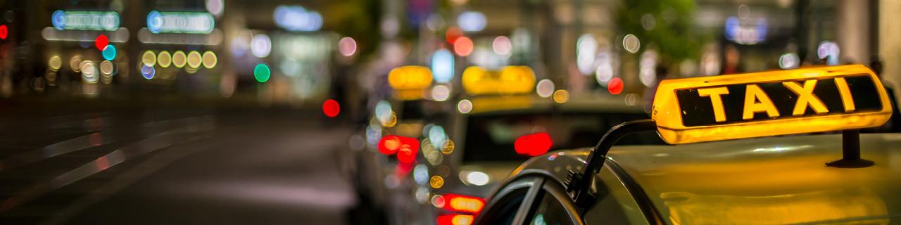 Taxilenker