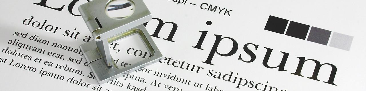 Satz und Typografie