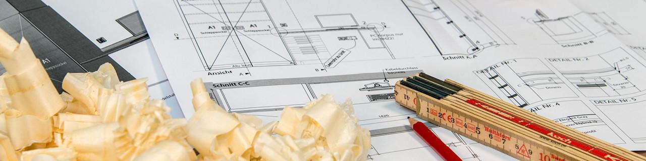 Innenausbau - Raumgestaltung