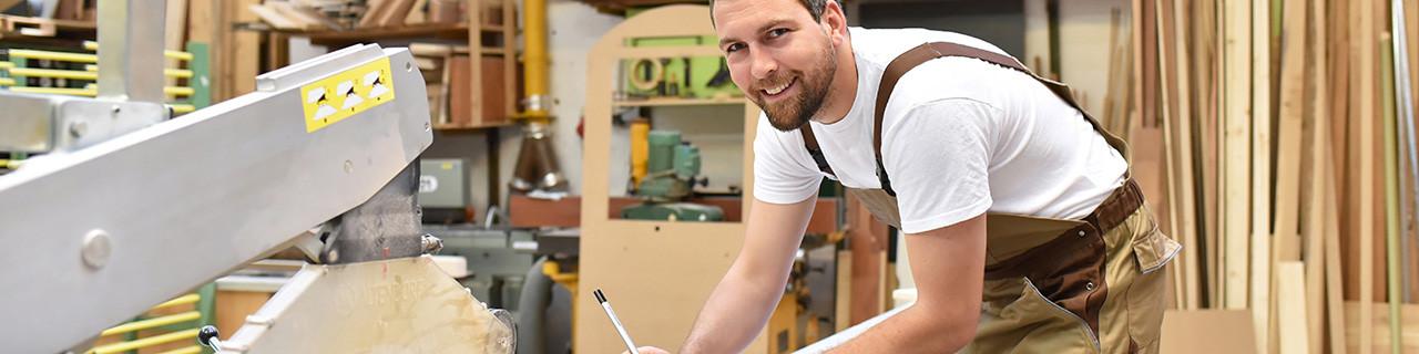 Holztechnik: Tischler Ausbildung im WIFI