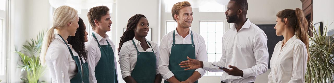 Gastgewerbe & Gastronomiemanagement: Kurse im WIFI