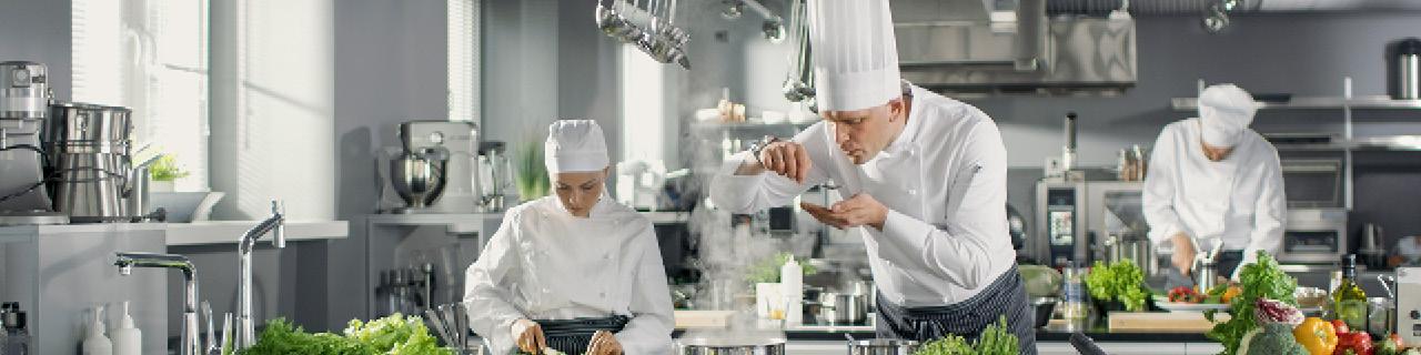 Küche, Koch & Patisserie: Kurse im WIFI